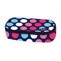 Piórnik usztywniany Campus Dots (1046)