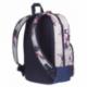 CLASSIC Plecak miejski BEIGE DENIM FLOWERS (1015) CoolPack CP
