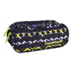 Saszetka podwójna Clever Tie Dye Blue (740)