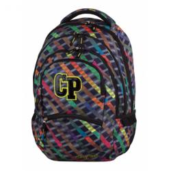 COLLEGE Plecak szkolny RAINBOW STRIPES 27 L (658) CoolPack CP