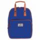 CUBIC Plecak miejski BLUE DOTS (1034) CoolPack CP
