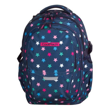 FACTOR Plecak szkolny STARS 29 L (1001) CoolPack CP