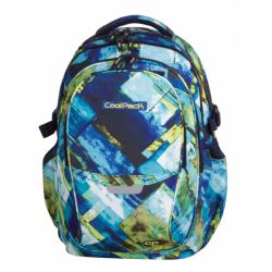ae8fc4561e0bb FACTOR Plecak szkolny BLUE MARBLE 29 L (997) CoolPack CP