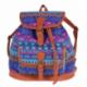 FIESTA Plecak miejski BLUE TRIBAL (1028) CoolPack CP