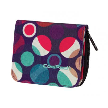 Portfel Hazel Mosaic Dots (728) - Cool-pack.pl