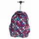 JUNIOR Plecak na kółkach MOSAIC DOTS 34 L (721) CoolPack CP