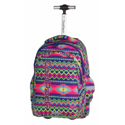 JUNIOR Plecak na kółkach BOHO ELECTRA 34 L (782) CoolPack CP