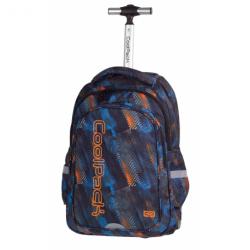 JUNIOR Plecak na kółkach TIRE TRACKS 34 L (751) CoolPack CP
