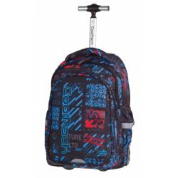 JUNIOR Plecak na kółkach UNDERGROUND 34 L (833) CoolPack CP