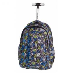 JUNIOR Plecak na kółkach SINGS 34 L (819) CoolPack CP
