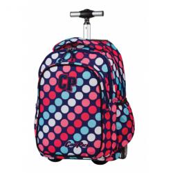 d584d5f7f92e1 JUNIOR Plecak na kółkach DOTS 34 L (032) CoolPack CP