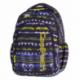 PRIME Plecak szkolny TIE DYE BLUE 23 L (1060) CoolPack CP