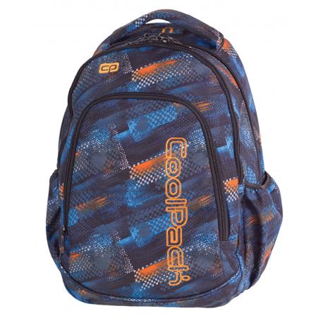 PRIME Plecak szkolny TIRE TRACKS 23 L (1064) CoolPack CP