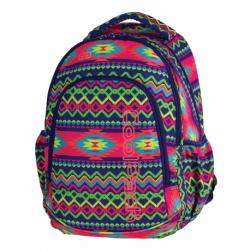 PRIME Plecak szkolny do klasy 1, 2, 3, CoolPack CP - BOHO ELECTRA 23L - A1061 + COOLER BAG gratis!