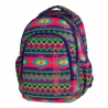 PRIME Plecak do szkoły CoolPack CP - dla dziewczynki ultra kolory stylowe szlaczki BOHO ELECTRA 23L - A1061 + COOLER BAG gratis!