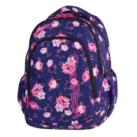 57f9f174751ff PRIME Plecak do szkoły CoolPack CP - dla dziewczynki eteryczne romantyczne  róże ROSE GARDEN 23L -