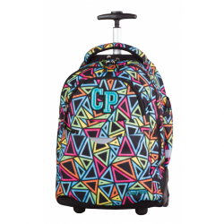 RAPID Plecak na kółkach COLOR TRIANGLES 36 L (652) CoolPack CP