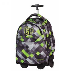 RAPID Plecak na kółkach GRUNGE GREY 36 L (457) CoolPack CP