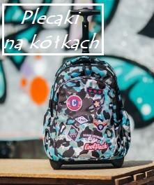 Plecaki na kółkach Coolpack